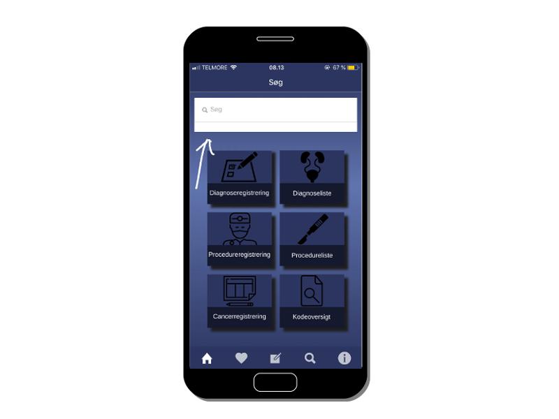 Urologisk Kodevejledning App